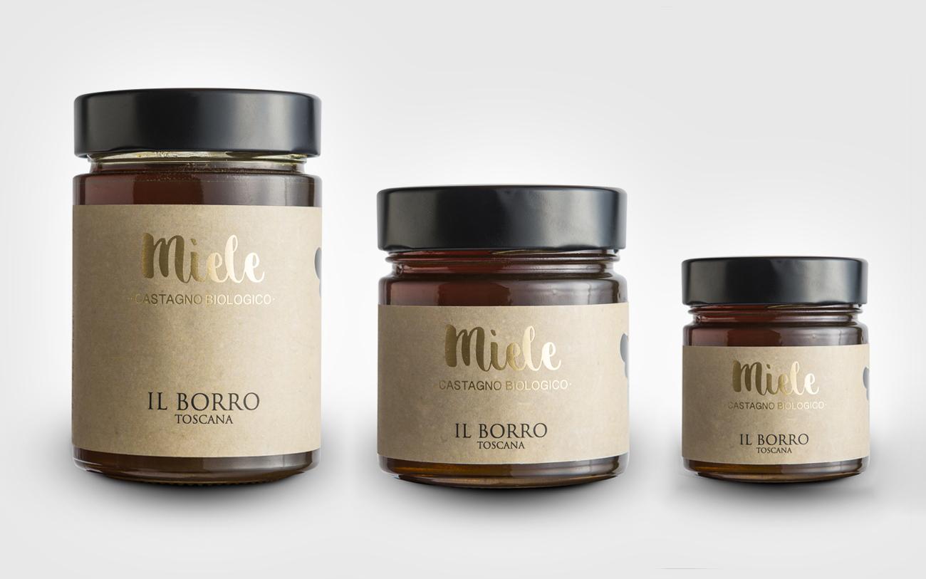 Miele Il Borro- Portfolio, Progetto Undici, Firenze