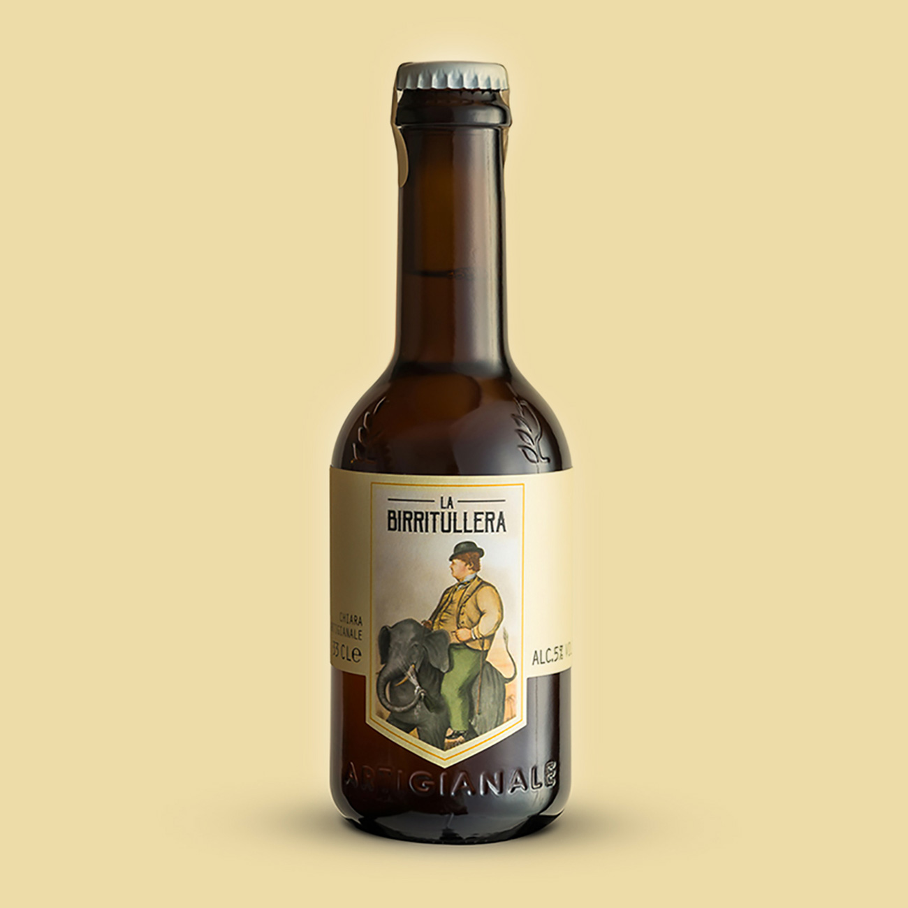 Birra del Borro - Packaging Design Progetto Undici