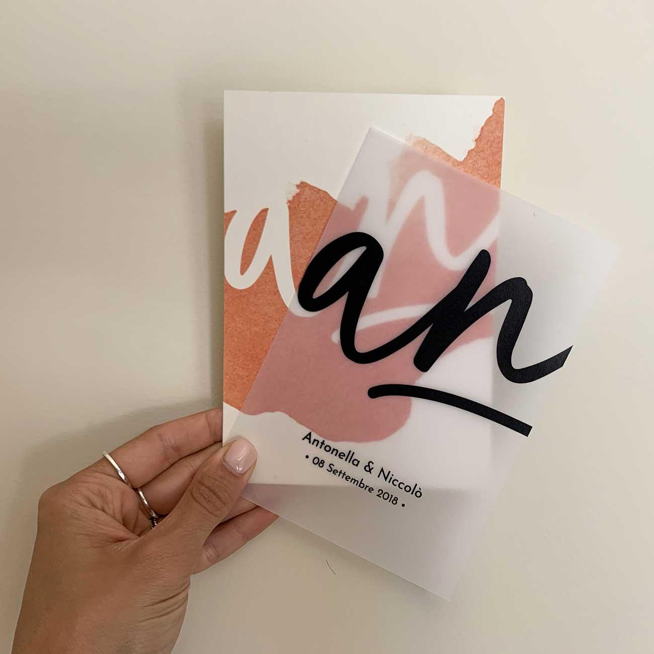 Invito Evento A/N- Portfolio, Progetto Undici, Firenze