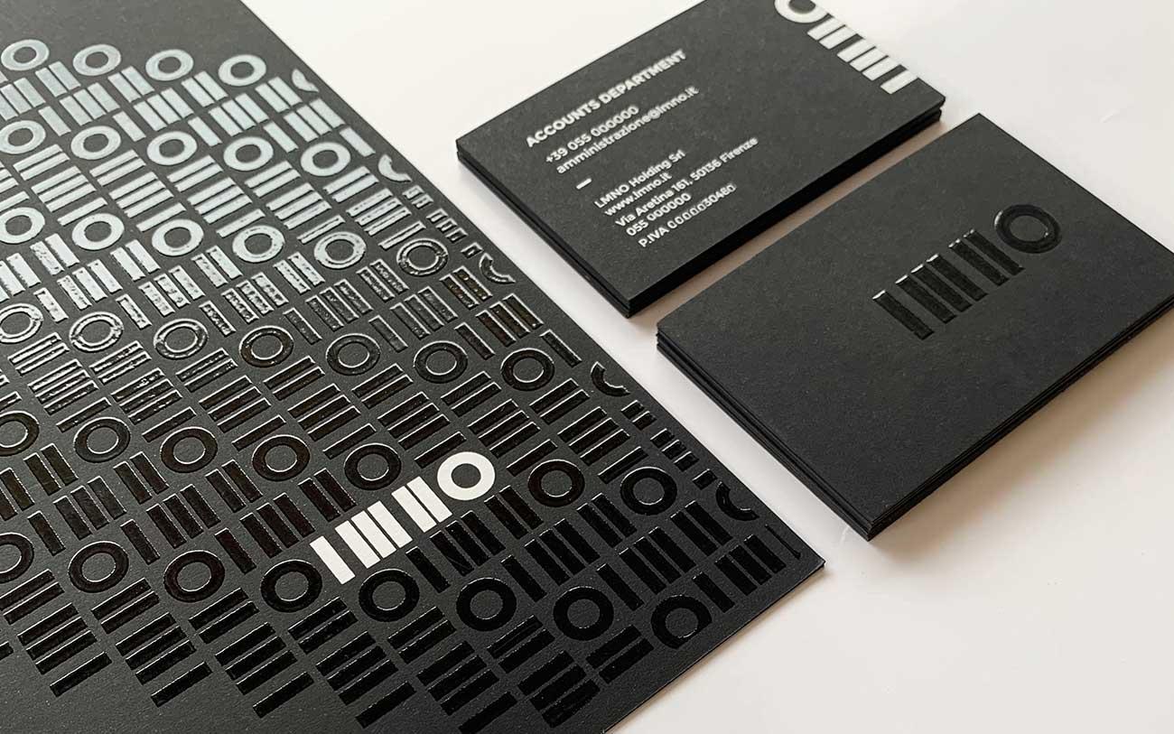 Lmno, Brand Identity - Portfolio, Progetto Undici, Firenze
